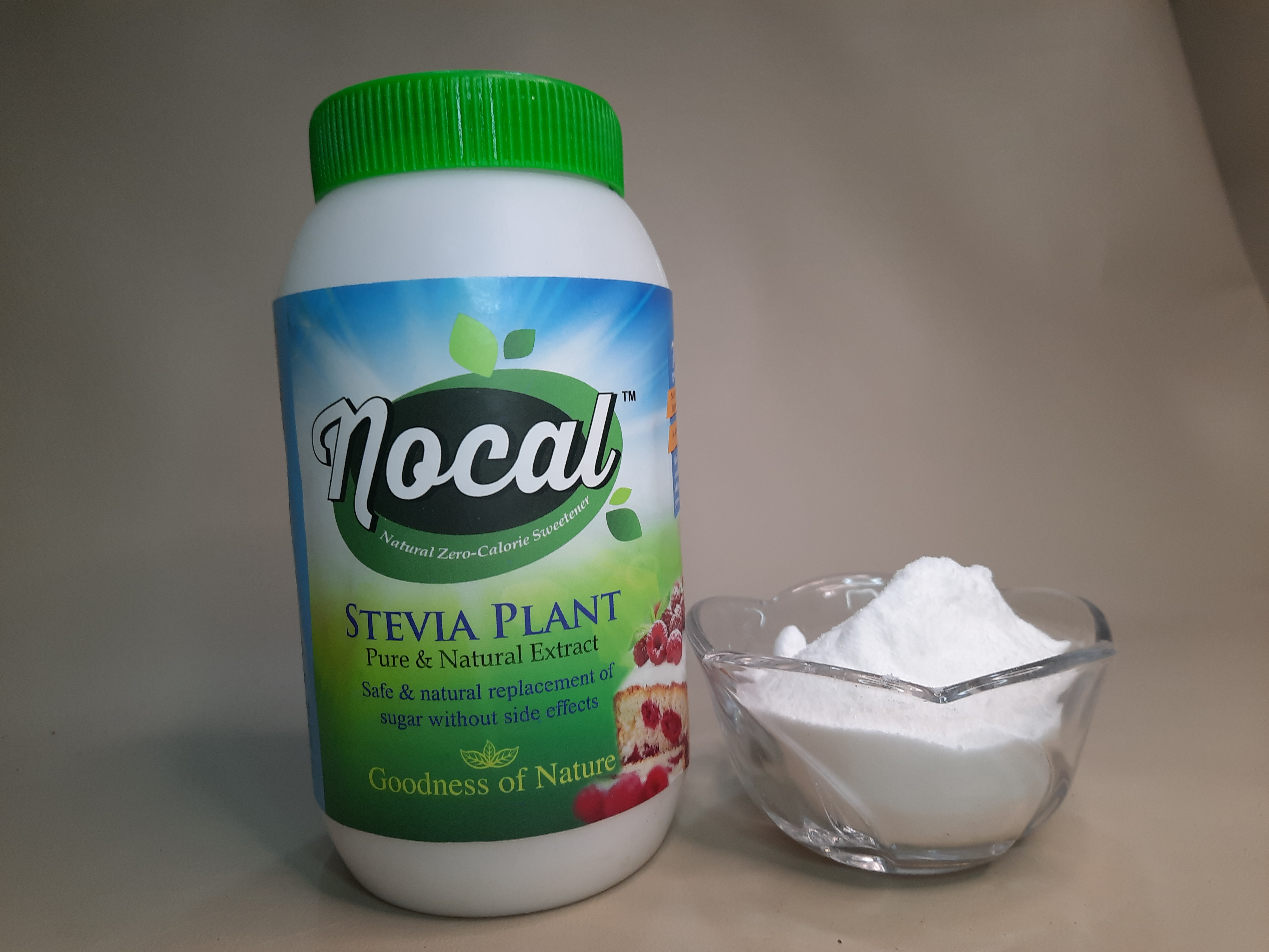 NOCAL (STEVIA EXTRACT) 70GM POWDER